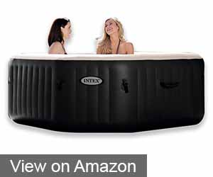 Intex PureSpa Jet & Bubble Deluxe Portable Hot Tub Review