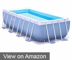 Intex Prism Frame Rectangular Pool Set