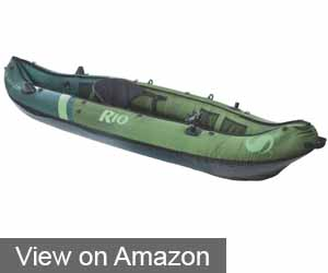 SEVYLOR RIO 1-PERSON FISHING CANOE