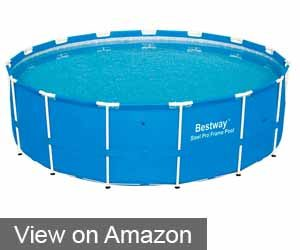 BESTWAY STEEL PRO 18′ X 48″ FRAME POOL SET