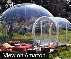 Travel Inflatable Bubble Tents for Camping