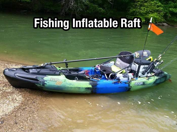 fishing inflatable raft reviews
