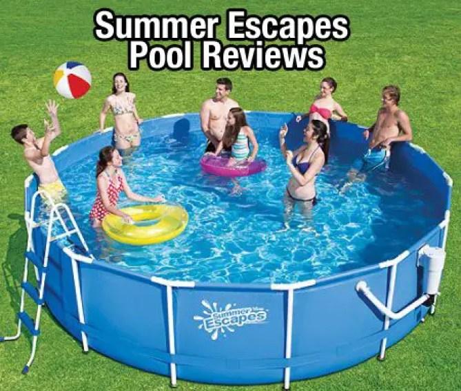 summer escapes pool reviews