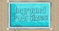 Standard Backyard Pool Size