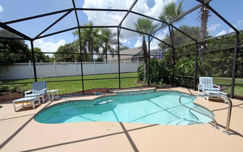 pool screen enclosures are
