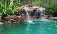 Swimming Pool Waterfall Kits
