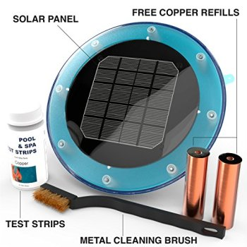 10 Best Solar Pool Ionizer Electrodes & Systems - DIY Reviews