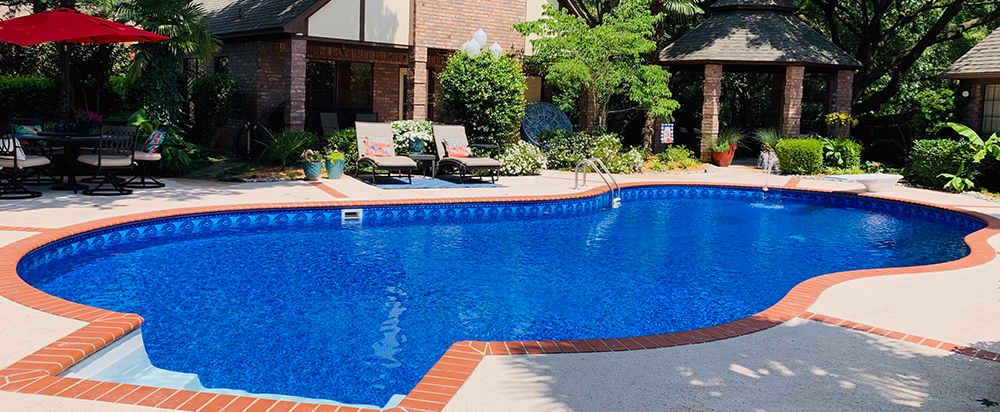 Jameson Pool Liner, Swimming Pool Liners, Liner Patterns, Pool Liners