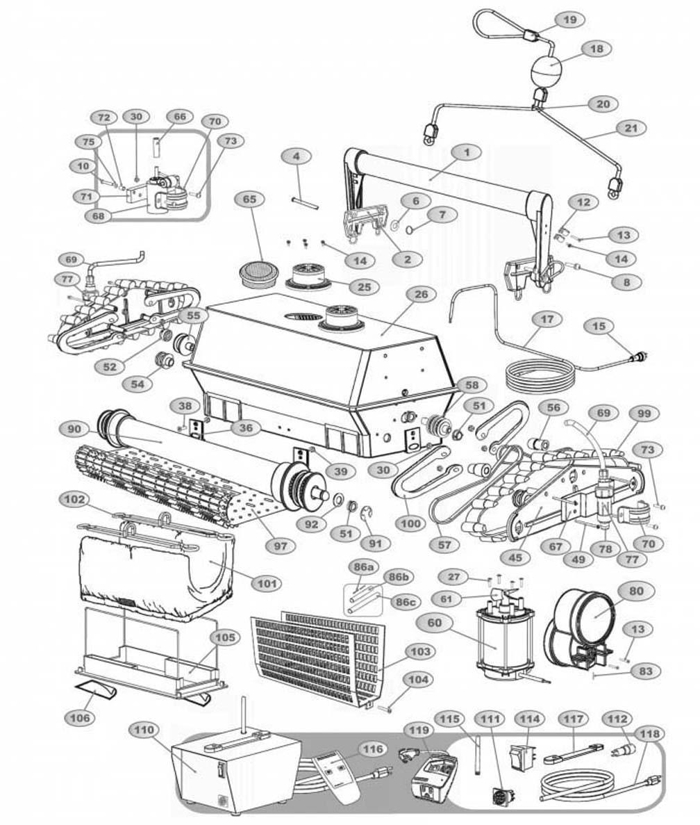 Aquamax Replacement Parts