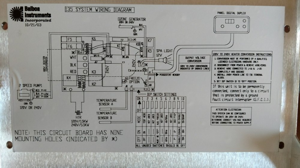 spa wiring diagram 1988 jeep wrangler no pump, but selenoid click from balboa control - portable hot tubs & spas pool and forum