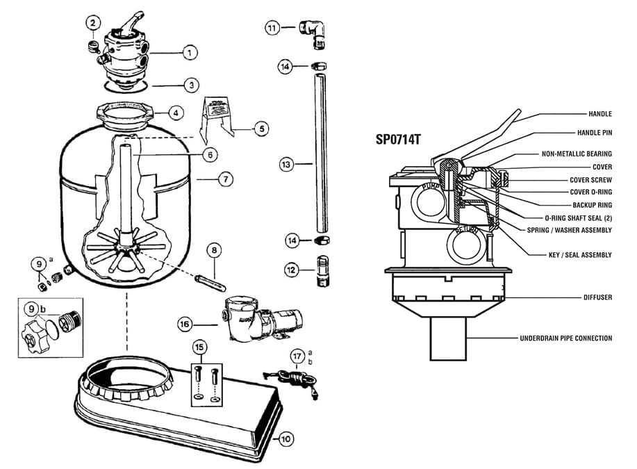Wiring Diagram For Pentair 2 Sd Pump Pentair Pump Assembly