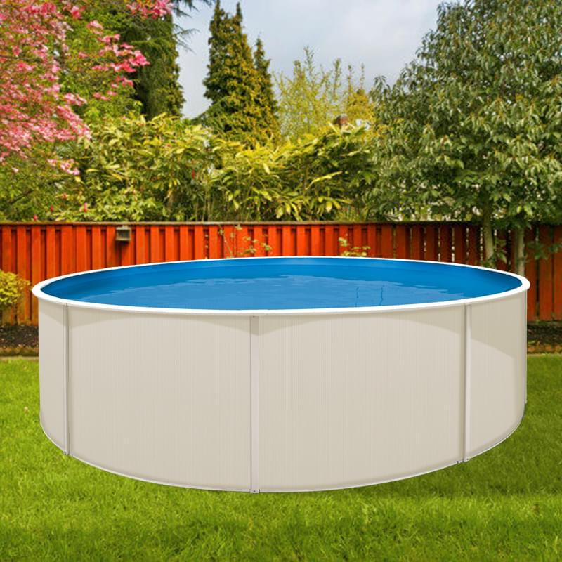 Sunray 18 Ft Round Above Ground Pool Pool Supplies Canada