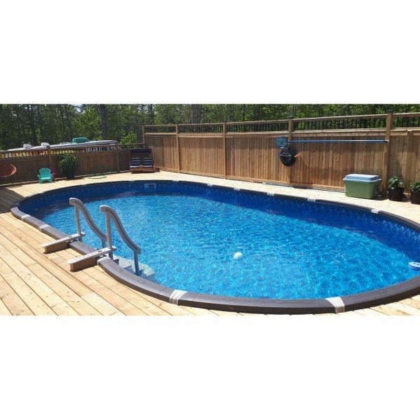 Element 12 X 24 Oval Above Ground Pool Supplies Canada