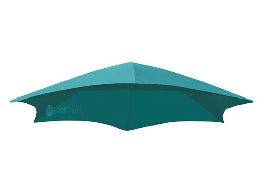 Vivere Dream Chair Umbrella True Turquoise DRMUFTT
