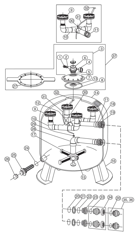 Sand Filter Diagram Diagram Structured Wiring Diagram