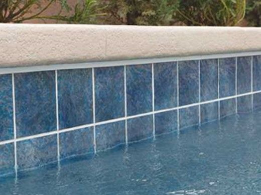 national pool tile trident 6x6 series