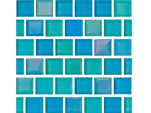 national pool tile jules 1x1 glass pool