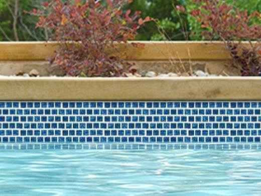 national pool tile mini koyn series lake blue mk1344