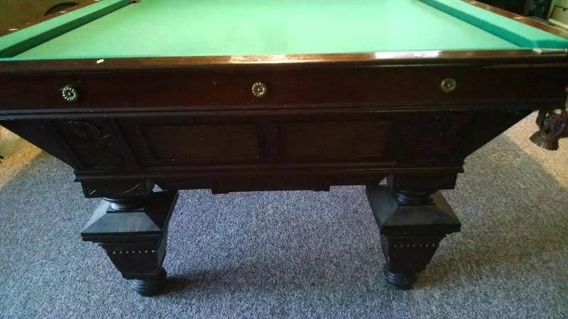 Brunswick Pool Table Colors - Brunswick manhattan pool table
