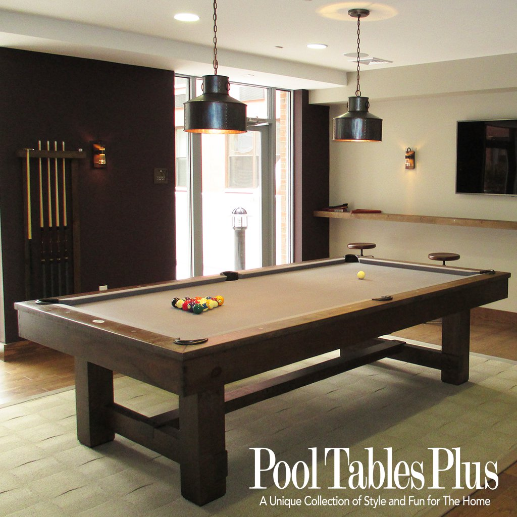 Rhinebeck Pottery Barn Style Pool Table
