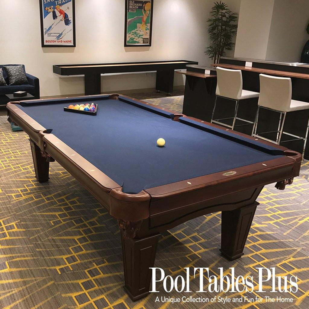 Fillmore Pool Table 7 Amp 8