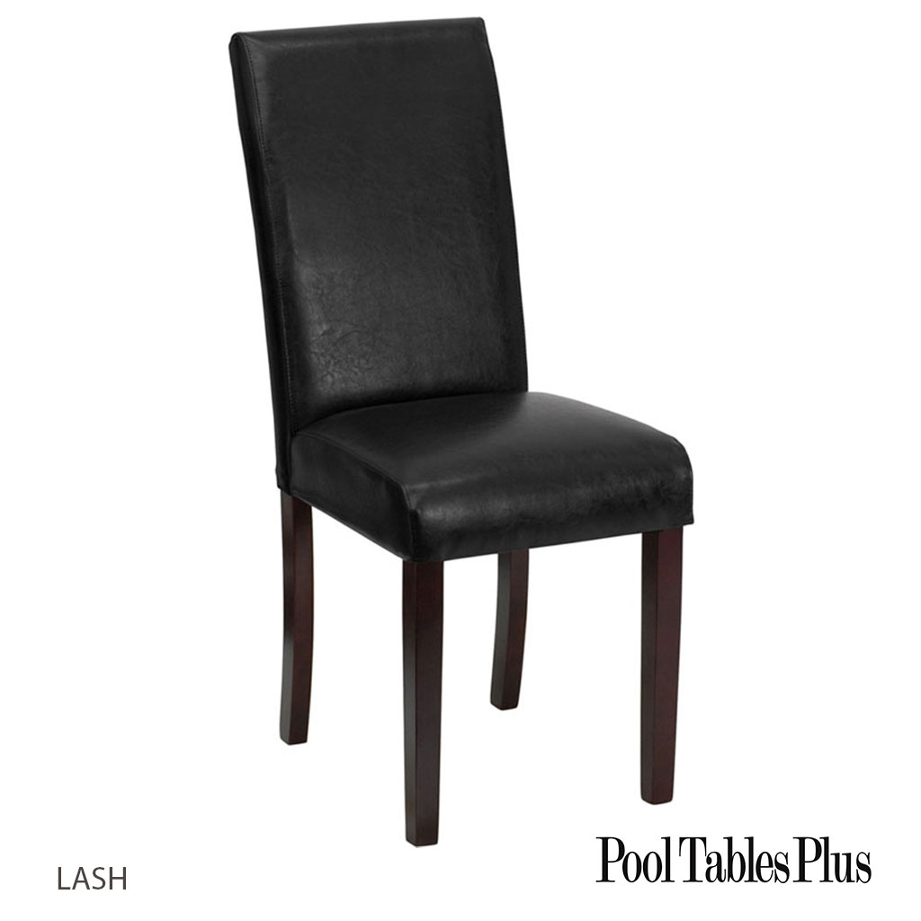 black parsons chair dining table chairs sets