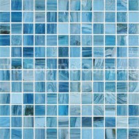 GC410 Nautilus Pool Tiles Glass Mosaic Tiles