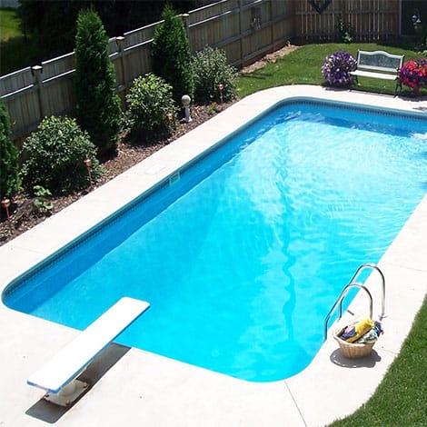Rectangle Pool Kit Sale Pool Warehouse Inground Pool Kits