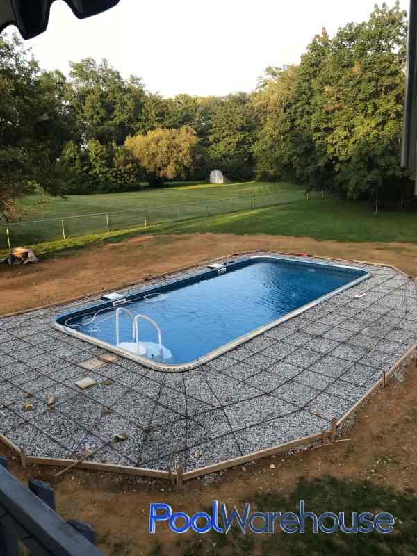 Inground Swimming Pool Kit Coping Warehouse Kits - Year of Clean Water