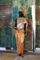 Khmer Traditional Dress at the Shop