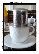 Vietnamese Filter Coffee