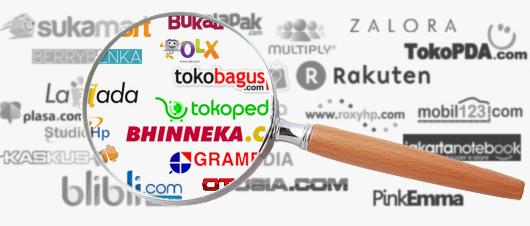 ecommerce sites in Indonesia
