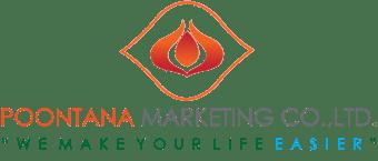 บริษัท พูนธนามาร์เก็ตติ้ง จำกัด (Poontana Marketing Co., Ltd.) Logo