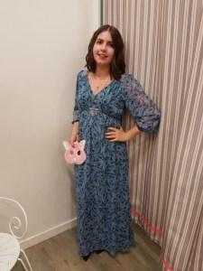 Tenue pour nouvel an robe collectionistas