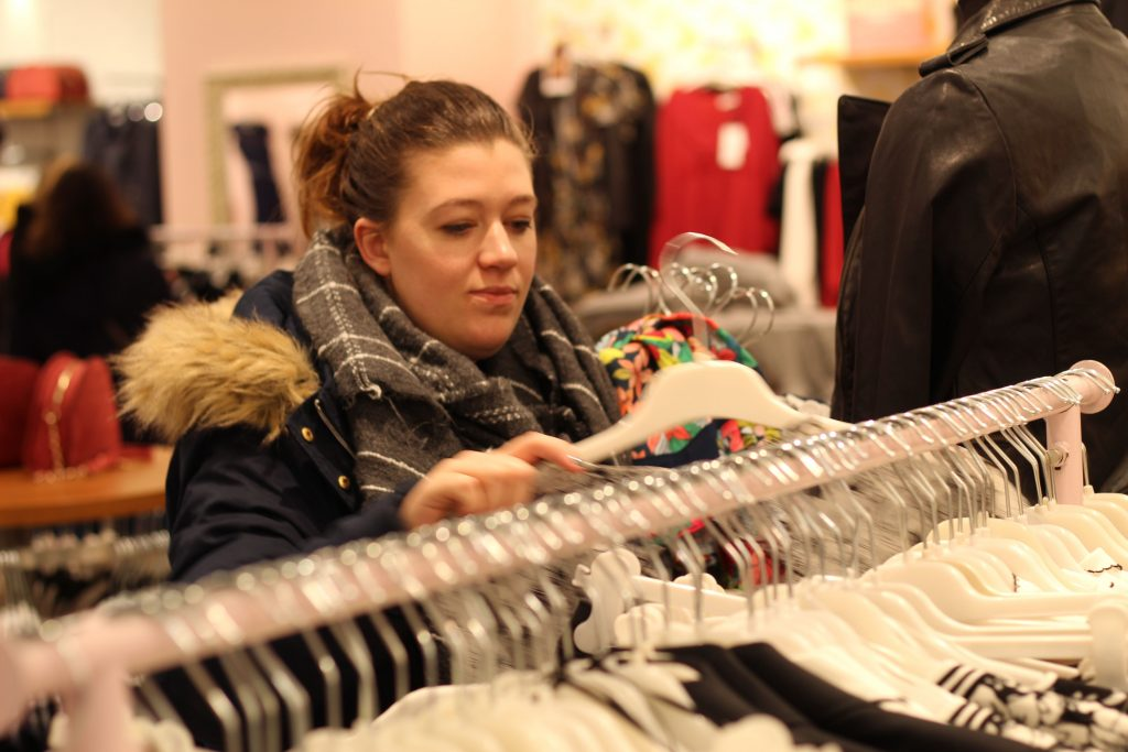 Shopping chez NAF NAF