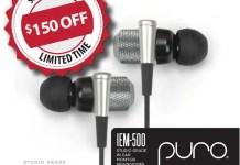 Puro IEM500 Discount