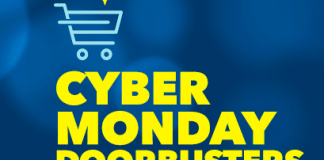 Like many retailers, Best Buy is offering Cyber Monday deals on audio and home theater.