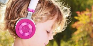 Puro Sound JuniorJams headphones don't just look cool, they come packed with lots of high tech.