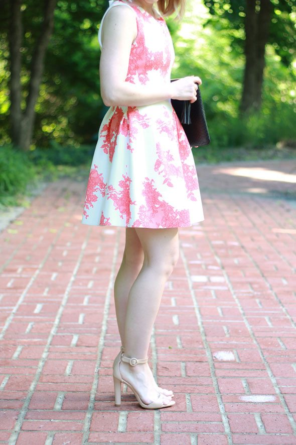 Chicwish Floral Print Dress - Poor Little It Girl-2027