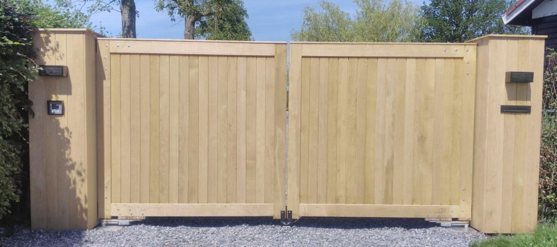 houten-inrijpoort