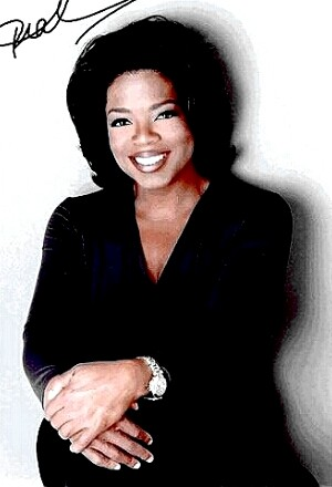 Poor Williams Almanack May 30 2008 Oprah For President