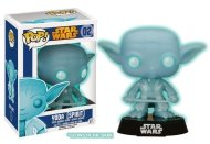 STAR WARS - YODA SPIRIT GLOW IN THE DARK FUNKO POP! VINYL FIGURE