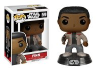 STAR WARS - FORCE AWAKENS FINN FUNKO POP! VINYL FIGURE