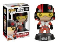 STAR WARS - FORCE AWAKENS POE DAMERON FUNKO POP! VINYL FIGURE