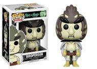 RICK AND MORTY - WEAPONIZED RICK - FUNKO POP! VINYL FIGURE