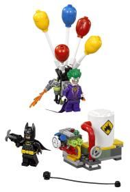 THE LEGO BATMAN MOVIE - THE JOKER BALLOON ESCAPE