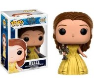 BEAUTY AND THE BEAST LIVE ACTION – BELLE W/ CANDLESTICK – FUNKO POP! VINYL FIGURE