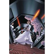 Star Wars Vol 4 #35 Amy Reeder Star Wars 40th Anniversary Variant Cover