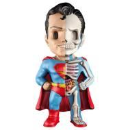 DC COMICS XXRAY FIGURE - GOLDEN AGE SUPERMAN 10 CM