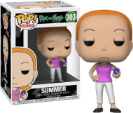 RICK AND MORTY - SUMMER - FUNKO POP! VINYL FIGURE